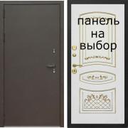 Входная дверь Комфорт Термо-Снежинка
