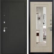 Сити-С 3К с Зеркалом (Серый графит / Дуб беленый):