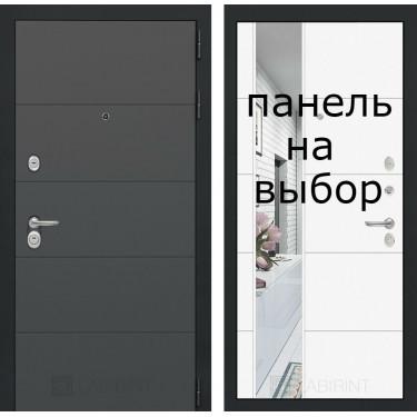 Входная дверь Лабиринт- ART -Внутренняя панель на выбор