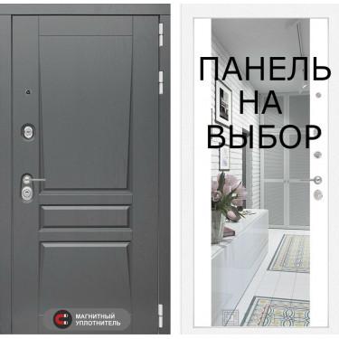 Входная дверь Лабиринт-PLATINUM-Внутренняя панель на выбор