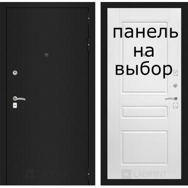 Входная дверь Лабиринт- CLASSIC -Внутренняя панель на выбор