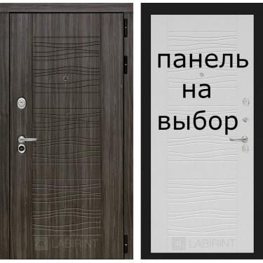 Входная дверь Лабиринт- SCANDI-Внутренняя панель на выбор