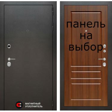 Входная дверь Лабиринт-Сильвер -Внутренняя панель на выбор