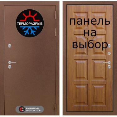 Входная дверь Лабиринт-Термо Магнит -Внутренняя панель на выбор