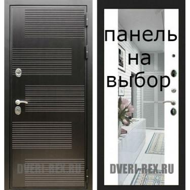 Входная дверь  Рекс-Премиум 186-Внутренняя панель на выбор