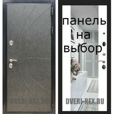 Входная дверь  Рекс-Премиум 248-Внутренняя панель на выбор
