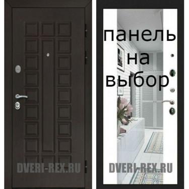Входная дверь  Рекс--СЕНАТОР-Внутренняя панель на выбор
