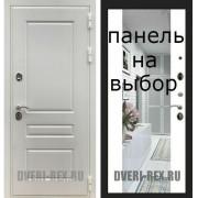 Входная дверь Рекс-Премиум Н БЕЛАЯ