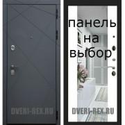 Входная дверь  Рекс-13 СИЛК ТИТАН