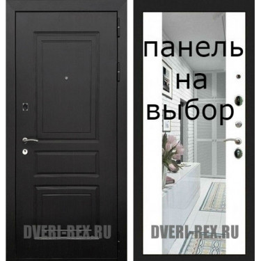 Входная дверь Рекс-6 ЛОНДОН - Внутренняя панель на выбор