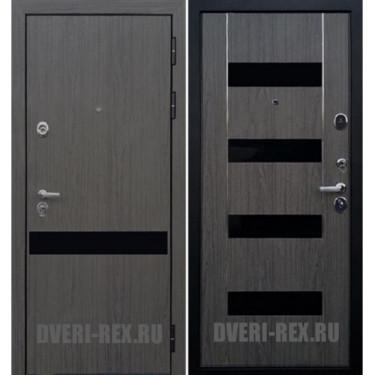 Входная дверь  Рекс- Премьер Z-1 (Волкан оак)