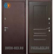 Входная дверь Рекс с терморазрывом (Алмон 28)