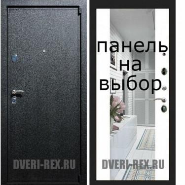 Входная дверь  Рекс-3-Внутренняя панель на выбор