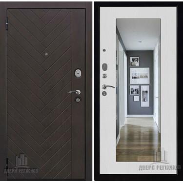 Входная дверь - Вектор Лофт Z Зеркало