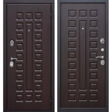 Входная дверь - Снедо 2К Винорит Венге