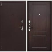Входная дверь КОВА 7 ОРЕХ БРЕНДИ