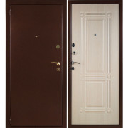 Входная дверь ТРИУМФ БЕЛЕНЫЙ ДУБ