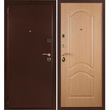 Входная  дверь ЛАЙТ 3К ДУБ РОН