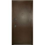 Входная дверь ЭТАЛОН 3К МЕДЬ панель на выбор