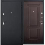 Входная  дверь КВАДРАТЫ ВЕНГЕ
