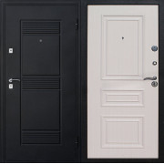 Входная  дверь НЕАПОЛЬ БЕЛЕНЫЙ ДУБ